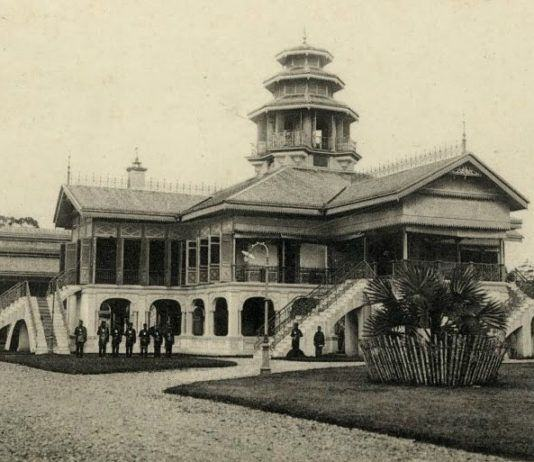Istana Kesultanan Langkat