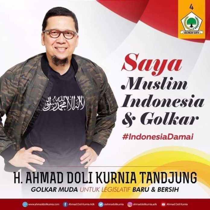 Bersama Ahmad Dolly Kurnia
