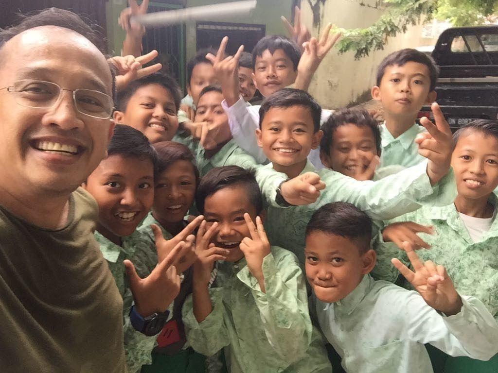 Seknas Prabowo Sandi