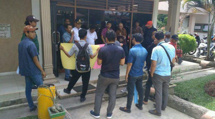 Kadis Pertamanan dan Kebersihan Medan
