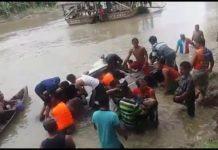Mayat Pasutri Korban Mobil Nyungsep di Sungai Wampu Akhirnya Ditemukan