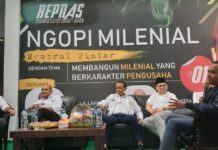 Ngopi Milenial di Medan