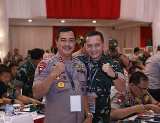 Rapim TNI-Polri 2019