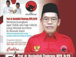 Prof Hasbullah Thabrany