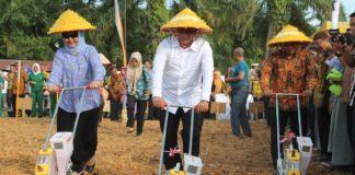Kunjungan Kerja di Labuhanbatu, Gubernur Minta Plt Bupati Tiru Walikota Surabaya