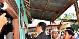 Presiden Jokowi ke Bekasi