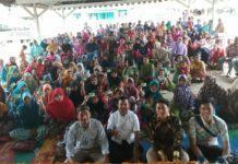 2500 Relawan Pemenangan Ilham Sani