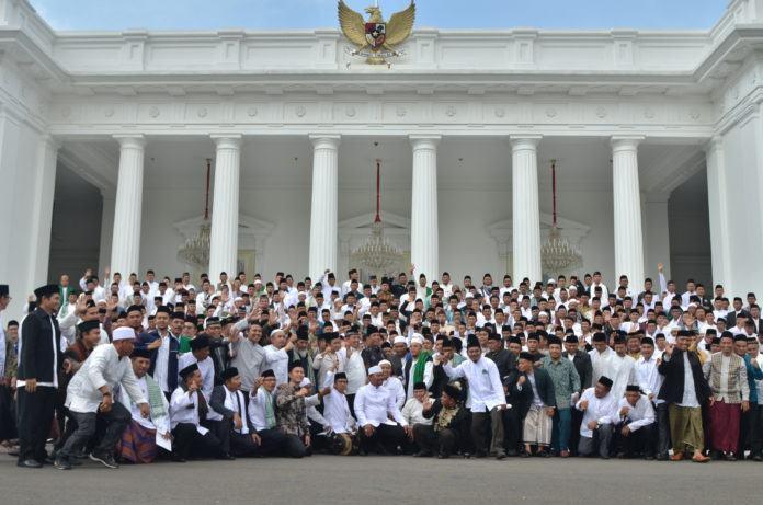 Jokowi Sebut Pertemuan Ulama