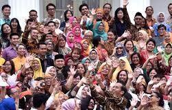 Jokowi Dialog dengan Perempuan