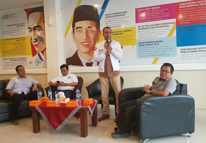 Syukuran Jokowi-Ma'ruf Menang