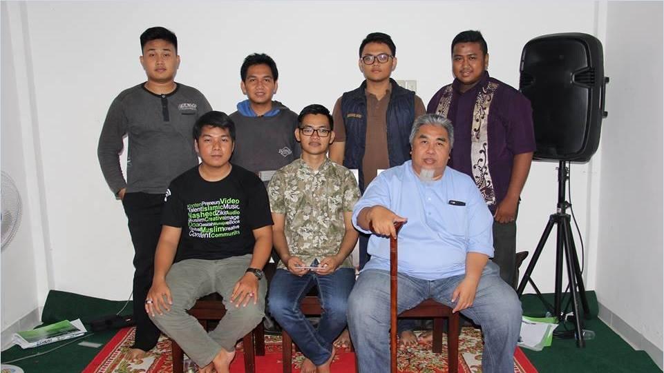 Lahirkan Penyanyi Nasyid Asia Tenggara