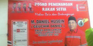 M Daniel Husein