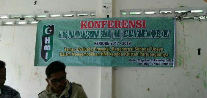 Konferensi HMI Cabang Medan ke-XLIV