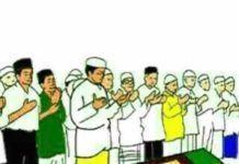 Medan Gelap Menjelang Sahur