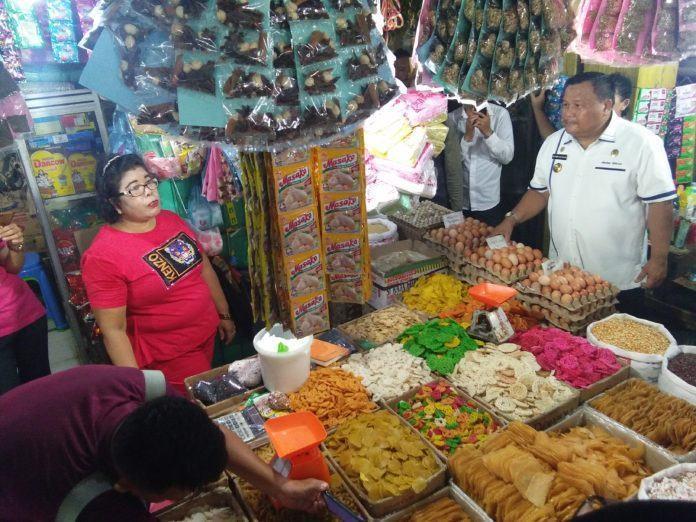 Jelang Idul Fitri Pemko Sibolga Sidak Ketersediaan Bahan Pangan