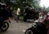 Kecelakaan di Kota Pinang