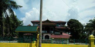 Pelestarian Pagar Istana