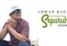 Musisi Lubuk Alung 'Irwan Hasan' Rilis Lagu Separuh Agama