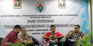Paradigma Pembangunan Desa