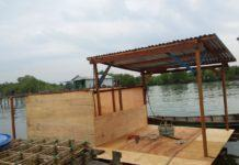Menangani Sampah Kampung Nelayan, Mahasiswa Unimed Ciptakan Bahtera
