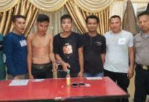 Dua Pemuda Warga Losari Tertangkap Saat Asyik Nyabu