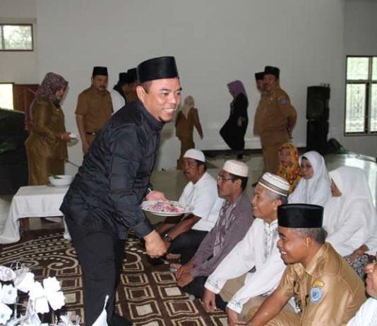 Pemkab Laksanakan Halal Bihalal