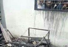 Kebakaran Pabrik di Langkat