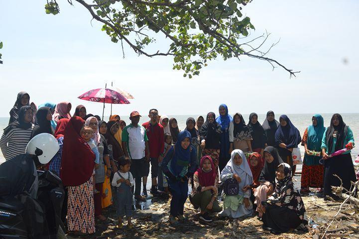 KOHATI dan Pekerja Sosial Lakukan Pembinaan Masyarakat Pesisir