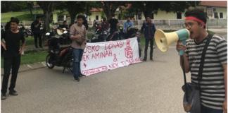 Rakyat Butuh Mahasiswa, Ormawa FH Unimal Bentuk Posko Peduli