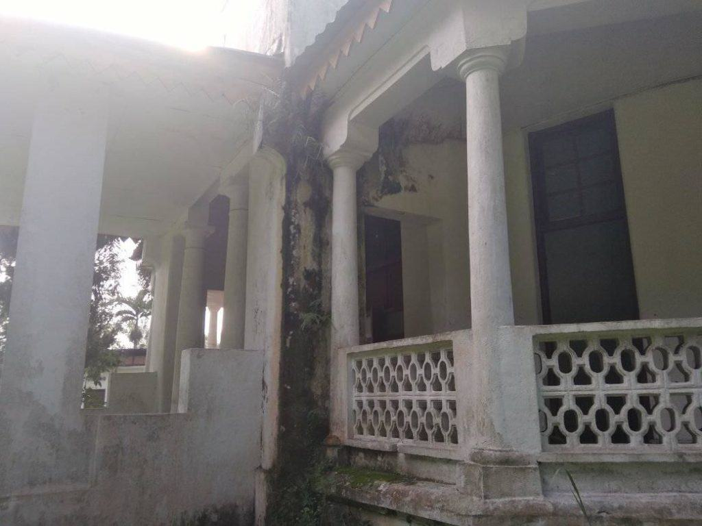 PeninggalanSejarah di Kota Tanjung Pura, Kini Museum Kusam