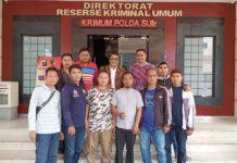 Dipecat Tanpa Pesangon, Mantan Security Adukan Yayasan Sari Mutiara