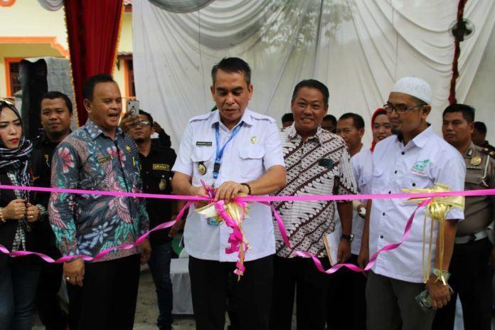 Plt Bupati Labuhanbatu dan Labura Hadiri Peresmian Yayasan Rumah Ummi
