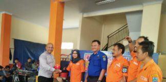 Memasuki Purna Tugas, BPBD Kota Banjar Adakan Pelepasan Kepala Pelaksana