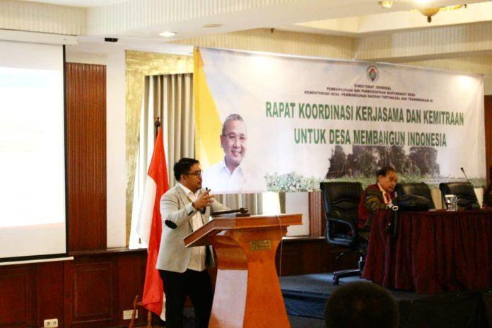 Kementerian PMD Berharap Desa dan Pihak Swasta Bersinergi Tingkatkan Perekonomian
