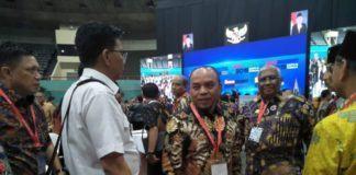 Plt Bupati Labuhanbatu Hadiri Pembukaan IISMEX 2019 di Jakarta