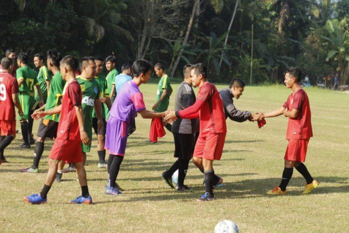 Tim Sepakbola GB FC Bogor