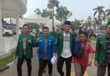 Demo Kantor Gubernur, Mahasiswa Minta Batalkan Pengangkatan Dirut Bank Sumut