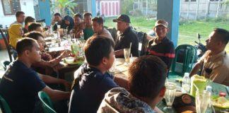 Waduk Tanjung Pura, Pecinta Lingkungan Gelar Diskusi dan Kopdar
