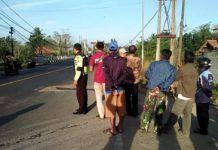 Diduga Sopir Mengantuk, Pengendara Motor Jadi Korban Tabrak Lari