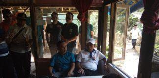 Rumah Lapuk Ciamis, Wagub Jabar Tinjau Masyarakat Kurang Mampu