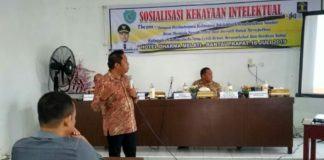 Pemkab Labuhanbatu Sosialisasikan Kekayaan Intelektual Melalui IPTEK