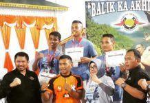 Kejurda Tarung Derajat di Riau, Prada Ilham Persembahkan Emas