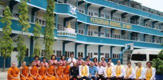 Kegiatan Positif Agama, Plt Bupati Labuhanbatu Kunjungi Pelatihan Pabbaja