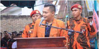 SAPMA PP Dukung Yuridho Chap Pimpin Pemuda Pancasila Tebing Tinggi
