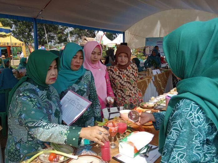 HKP ke 47, Dinas Pertanian Berharap Cintai Bahan Makanan Lokal