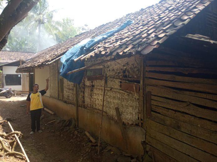 Rumah Lapuk Ciamis, Pemerintah dan Baznas Harus Beri Bantuan