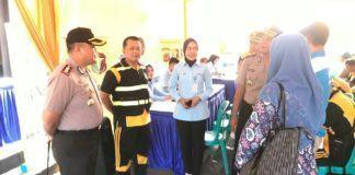 Pelayanan Masyarakat Dapat Maksimal, Personil Polres Banjar Tes Kesehatan