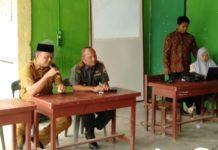 Hari Kedua Sekolah, Yayasan Sinar Islami Bingai Dikunjungi Danramil