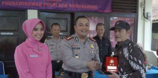 Bhayangkari Banjar Gelar Silaturahmi dengan Persatuan Purnawirawan Polri
