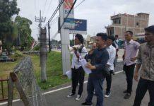 Mahasiswa Demo, Dugaan Korupsi DBH-PBB Labura dan Labusel Segera Tersangkakan